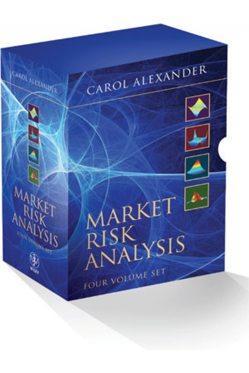 market risk analysis volume 1-2-3-4 BOX SET (carol alexander)