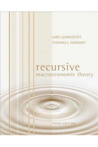 recursive macroeconomic theory 3rd (ljungqvist) 2 CİLT