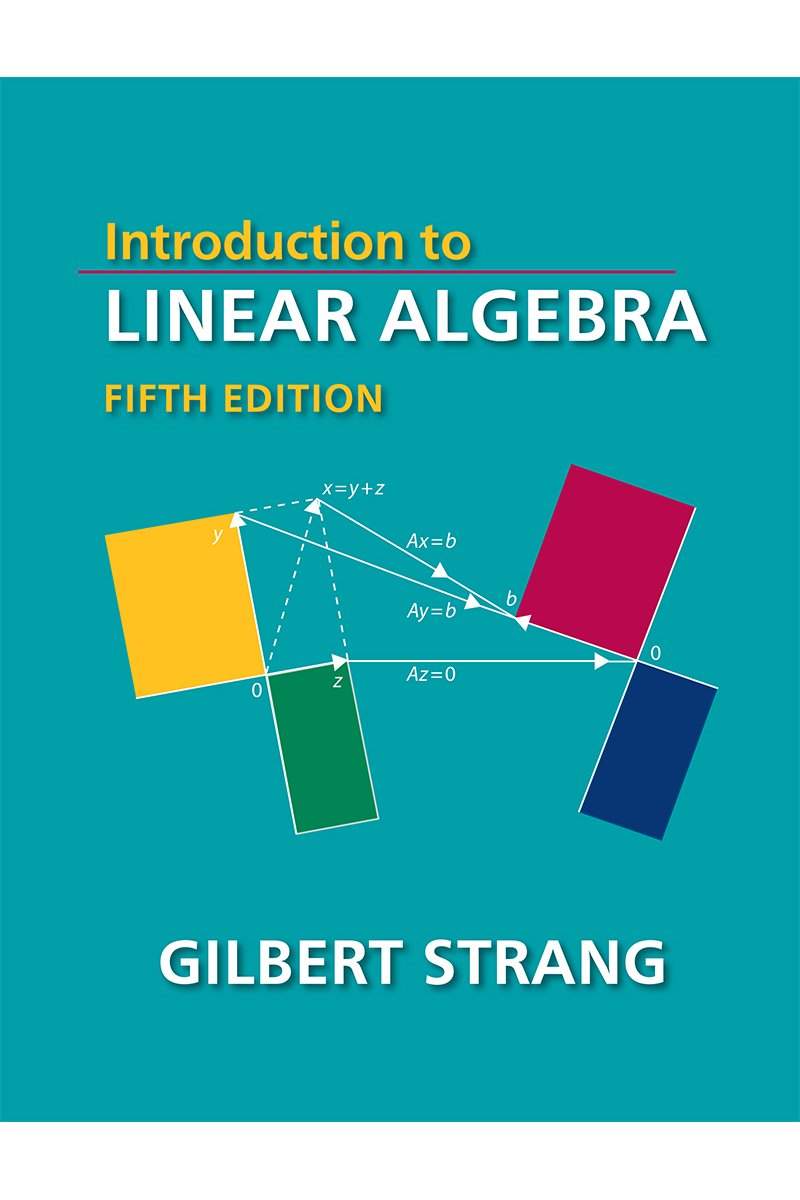 introduction to linear algebra 5th fifth (gilbert strang)