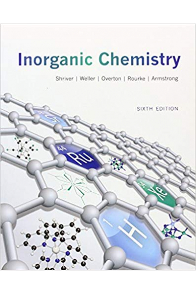 inorganic chemistry 6th (shriver, weller, overton, rourke, armsatrong)