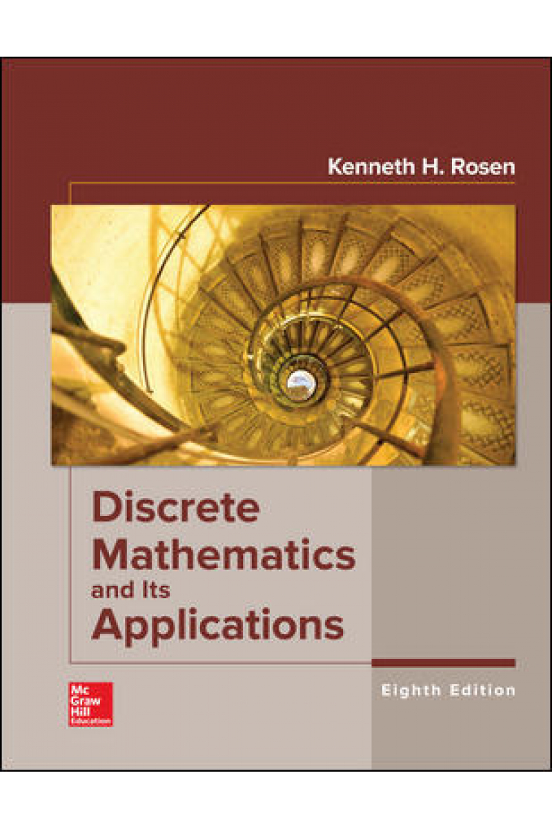 discrete mathematics and its applications 8th (kenneth rosen)