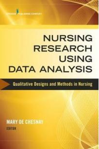 nursing research using data analysing (chesnay)