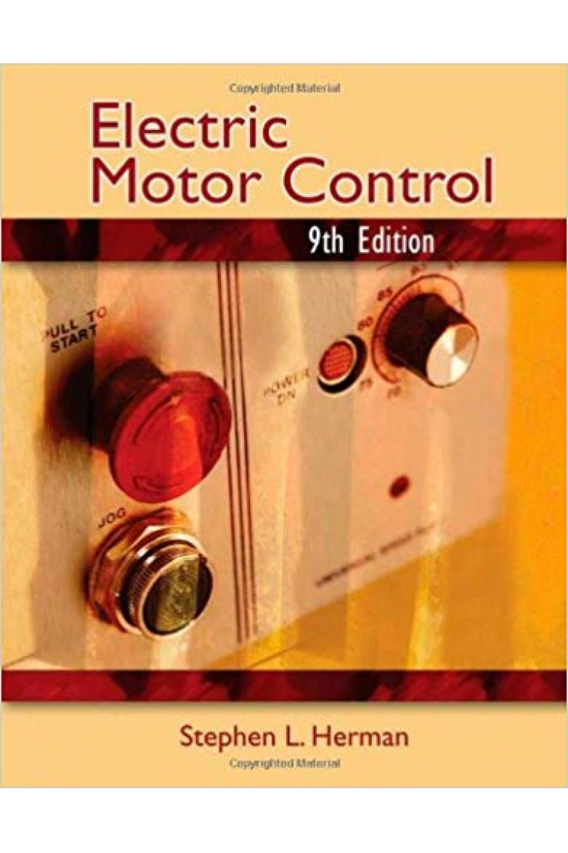 electric motor control 9th (stephen herman)