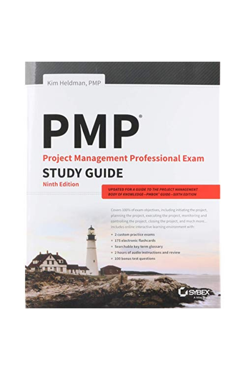 PMP project management professional exam 9th (kim heldman) WILEY STUDY GUIDE