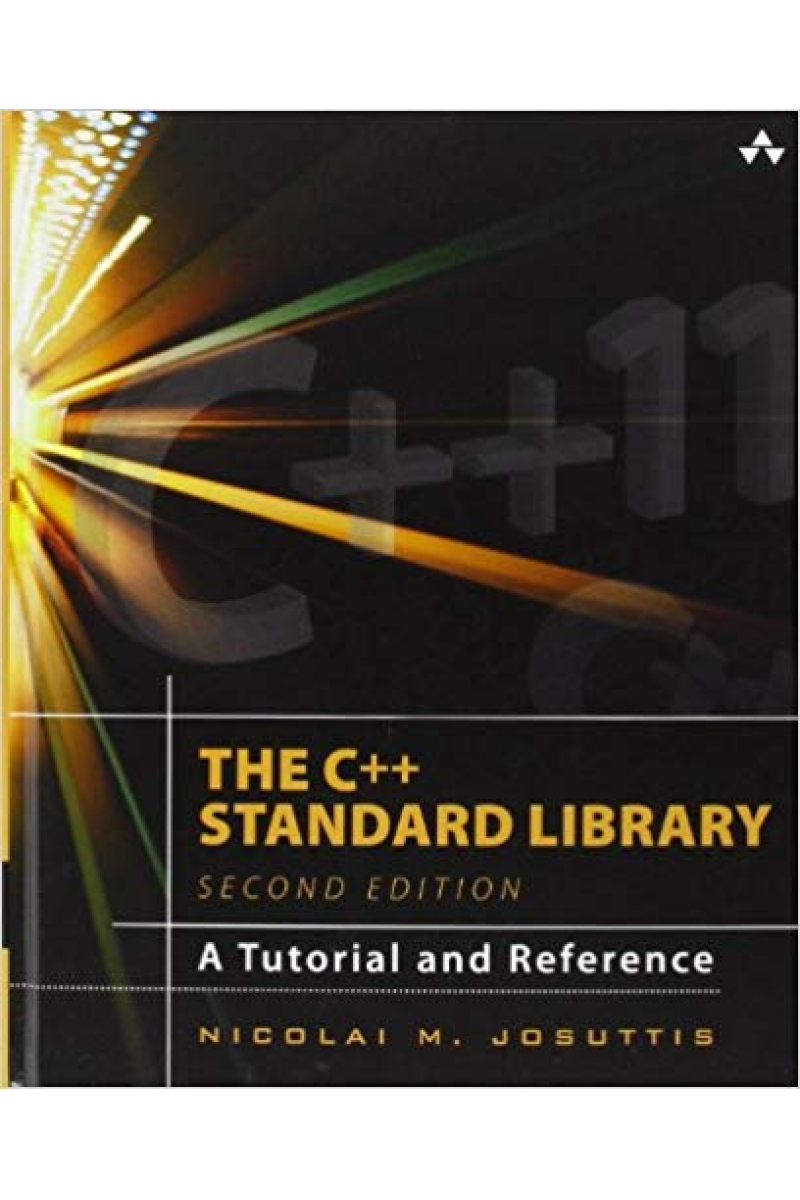 the C++ standard library 2nd (nicolai josuttis)