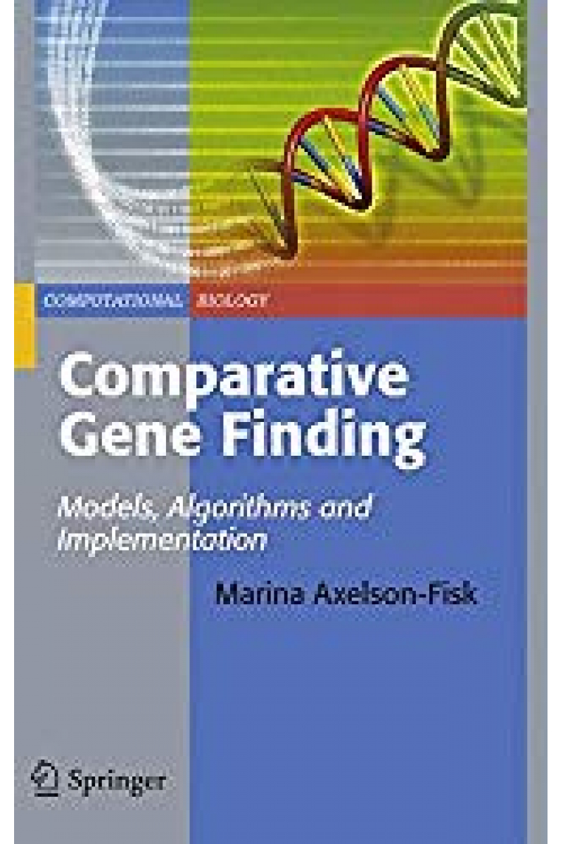 comparative gene finding 2010 (marina axelson-fisk)