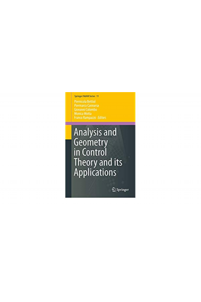 analysis and geometry in control theory and its applications 2015 (bettiol, cannarsa, colombo, motta
