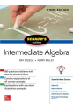 SCHAUM'S OUTLINES intermediate algebra 3rd 2018 (steege, bailey)