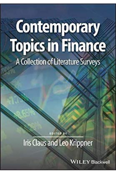 contemporary topics in finance (iris claus, leo krippner)