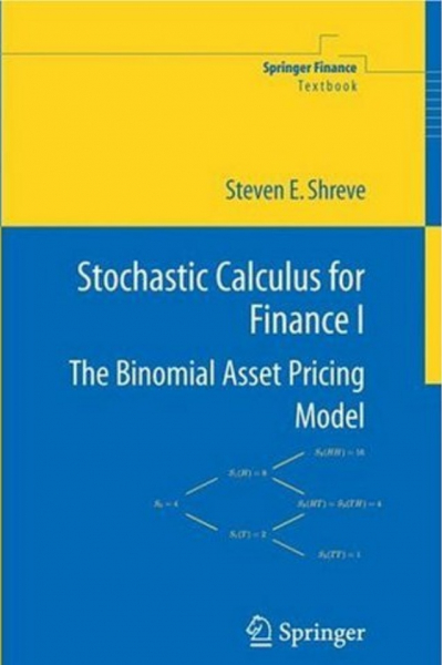 steven shreve stochastic calculus and finance (chalasani, jha) 2005