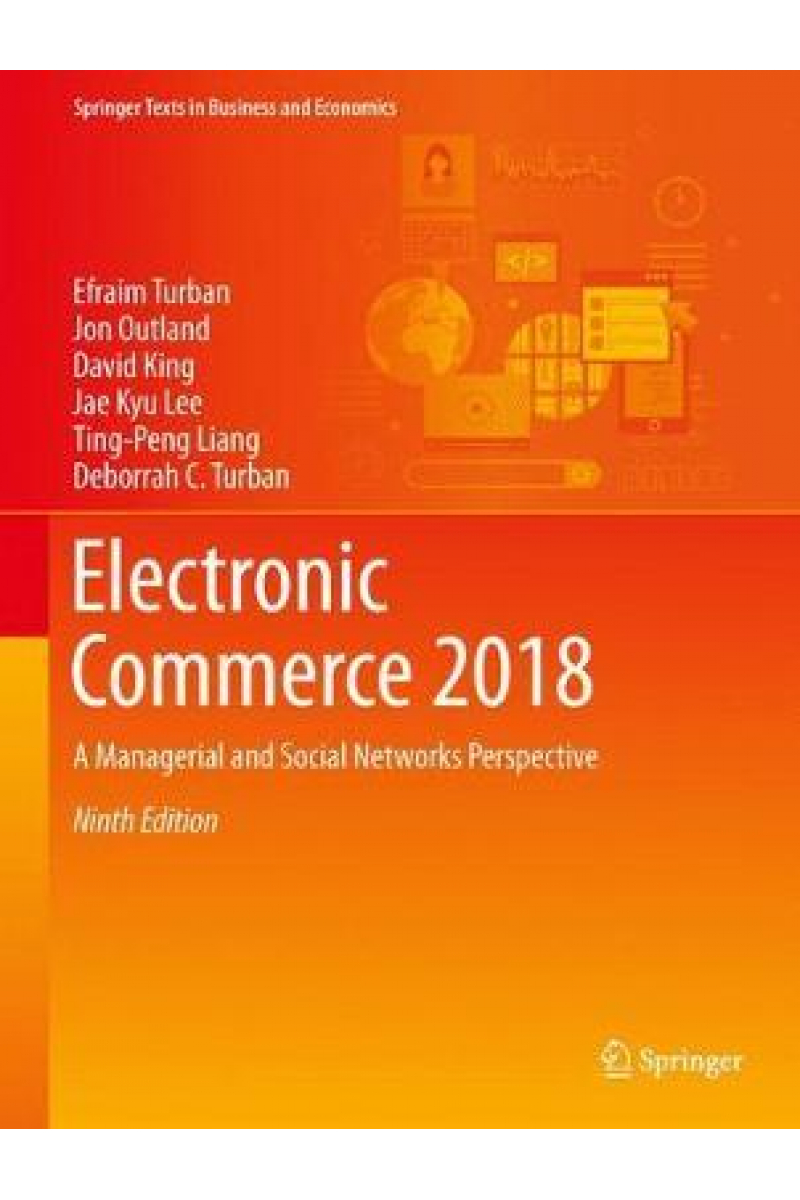 electronic commerce 2018 9th ninth (turban, outland)