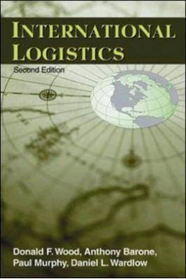Bookstore international logistics 2nd second (wood, barone, murphy, wardlow)