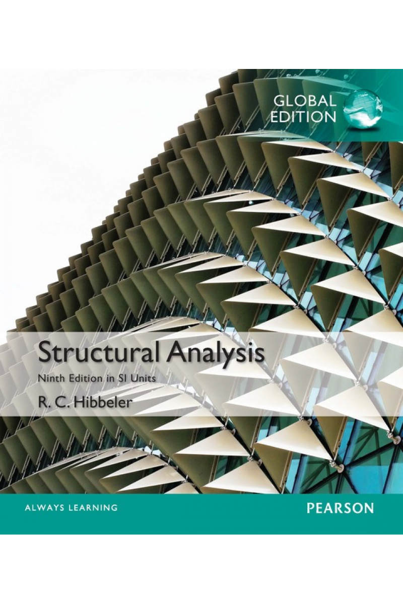 structural analysis 9th (r.c. hibbeler, tan kiang hwee)