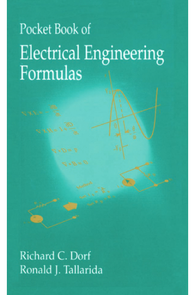 pocket book of electrical engineering formulas (richard dorf, ronald tallarida)