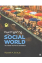 investigating the social world 9th ninth (russell schutt)