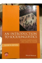 an introduction to sociolinguistics 7th (wardhaugh, fuller)