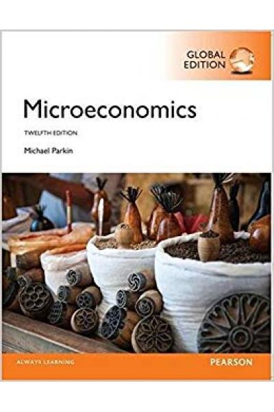 microeconomics 12th (michael parkin)