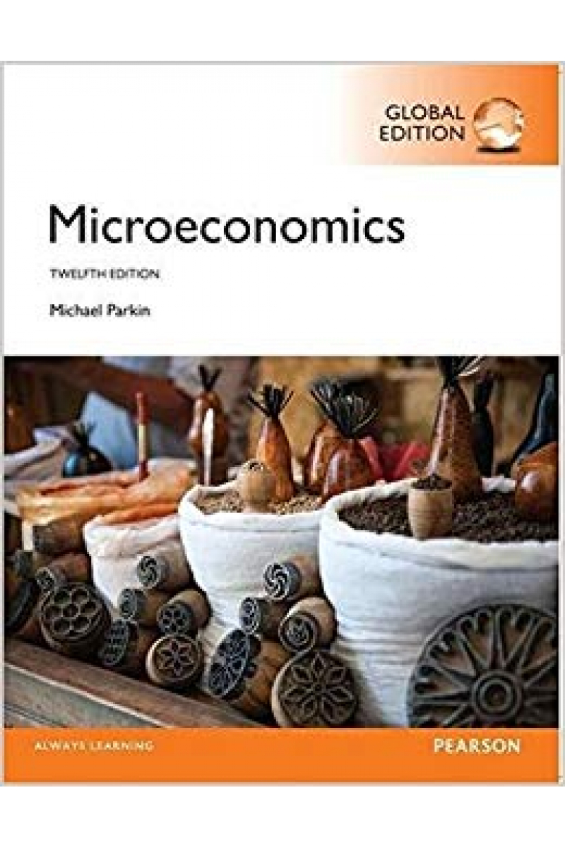 microeconomics 12th (michael parkin)