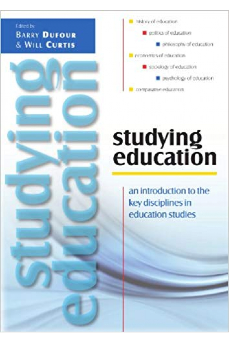 studying education (barry dufour, will curtis)