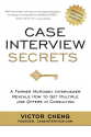 case interview secrets (victor cheng)