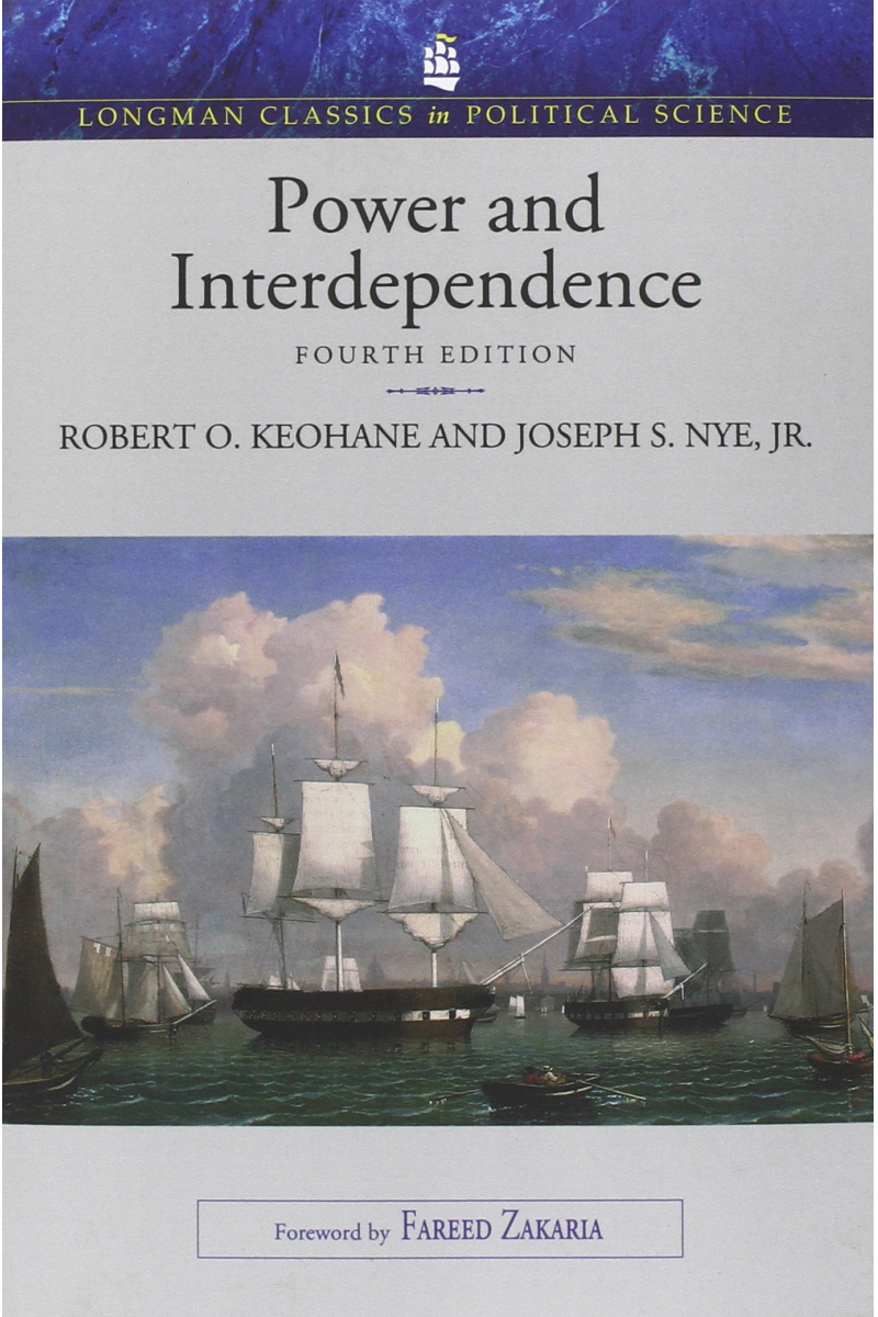 power and interdependence 4th (keohane, nye)