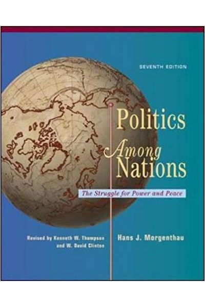 politics among nations 7th (morgenthau)
