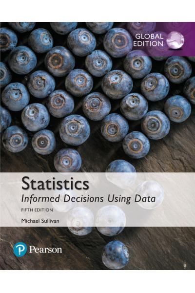 statistics 5th (michael sullivan)