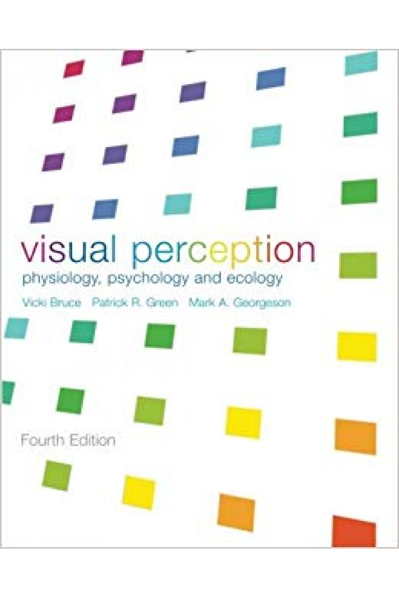 visual perception (bruce, green, georgeson)
