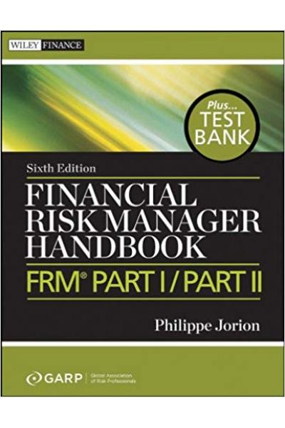 financial risk manager handbook 6th (philippe jorion garp)