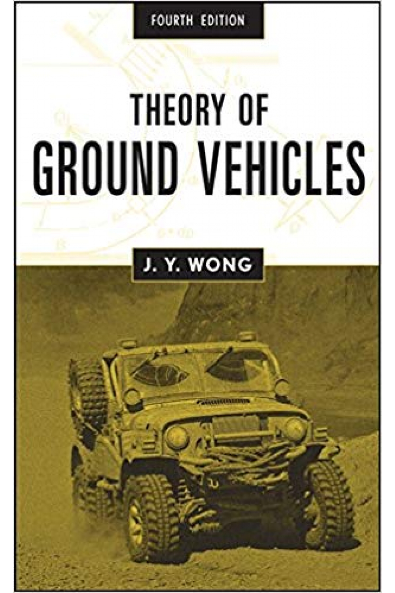 theory of ground vehicles 4th (j.y. wong)