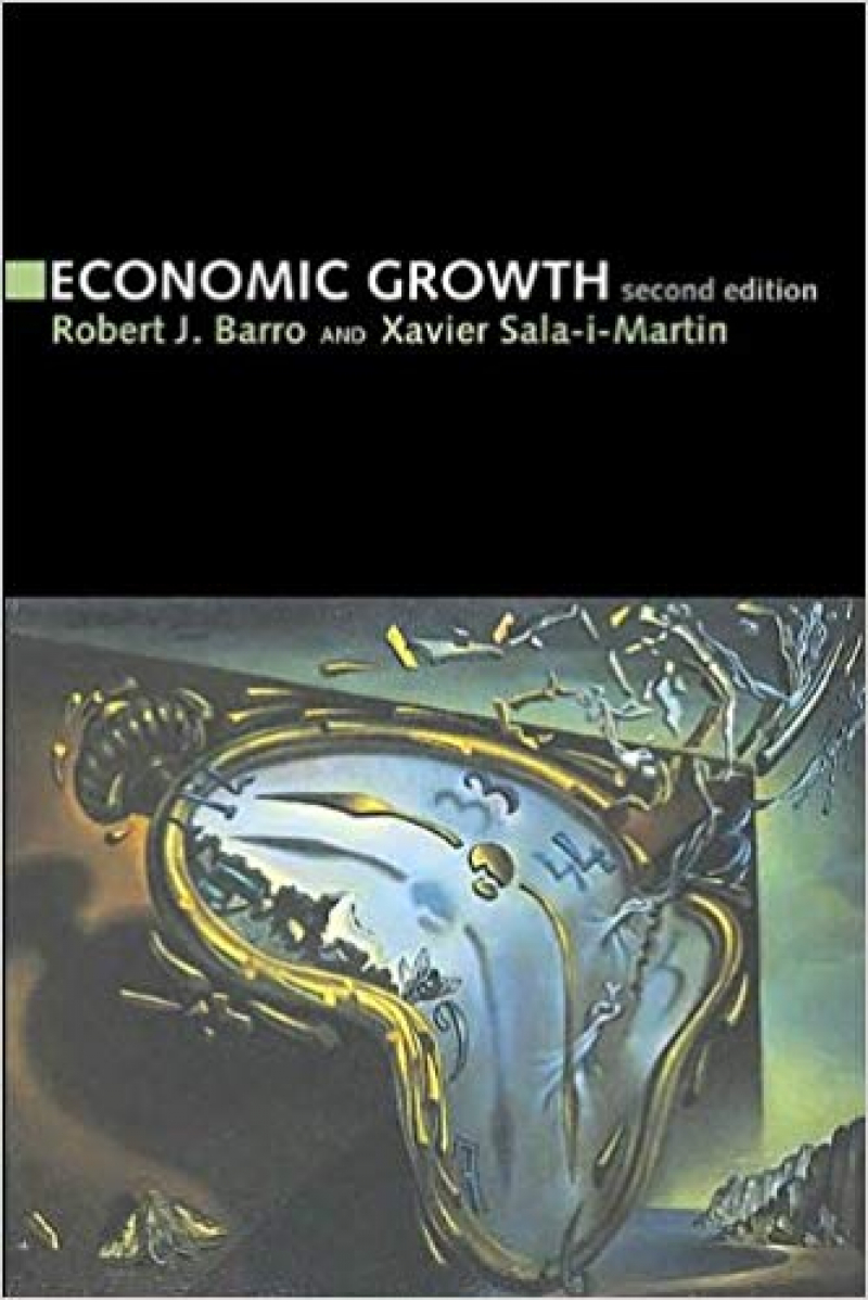 economic growth 2nd (robert j. barro, xavier sala-i-martin)