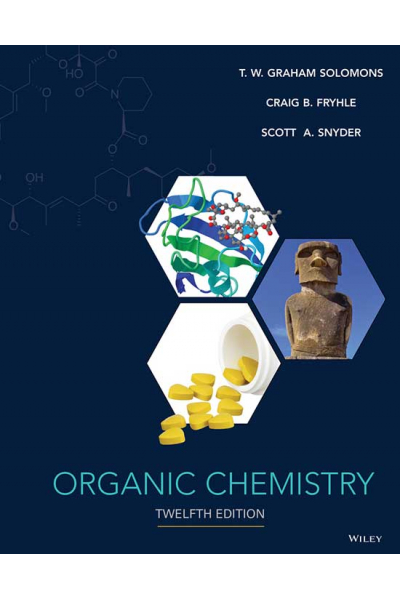 organic chemistry 12th (graham solomons, craig b. fryhle) 2 CİLT