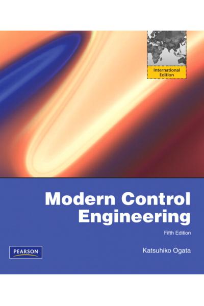 Modern Control Engineering 5th Edition  (Katsuhiko Ogata) Modern Control Engineering 5th Edition  (Katsuhiko Ogata)