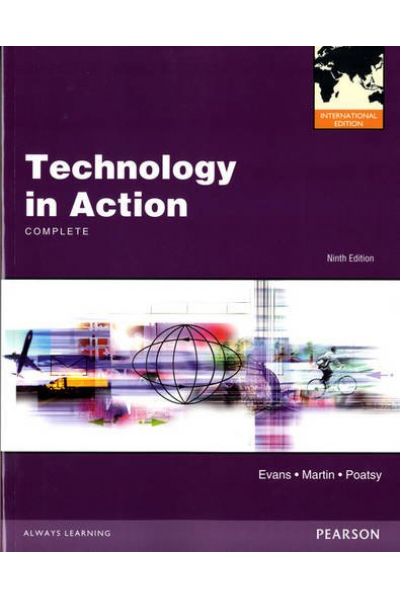 technology in action 9th (evans, martin, poatsy)