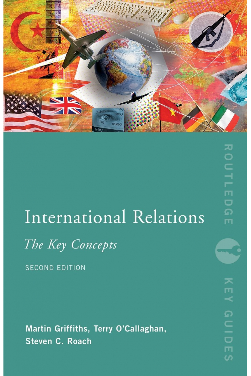 international relations the key concepts 2nd (martin griffiths)