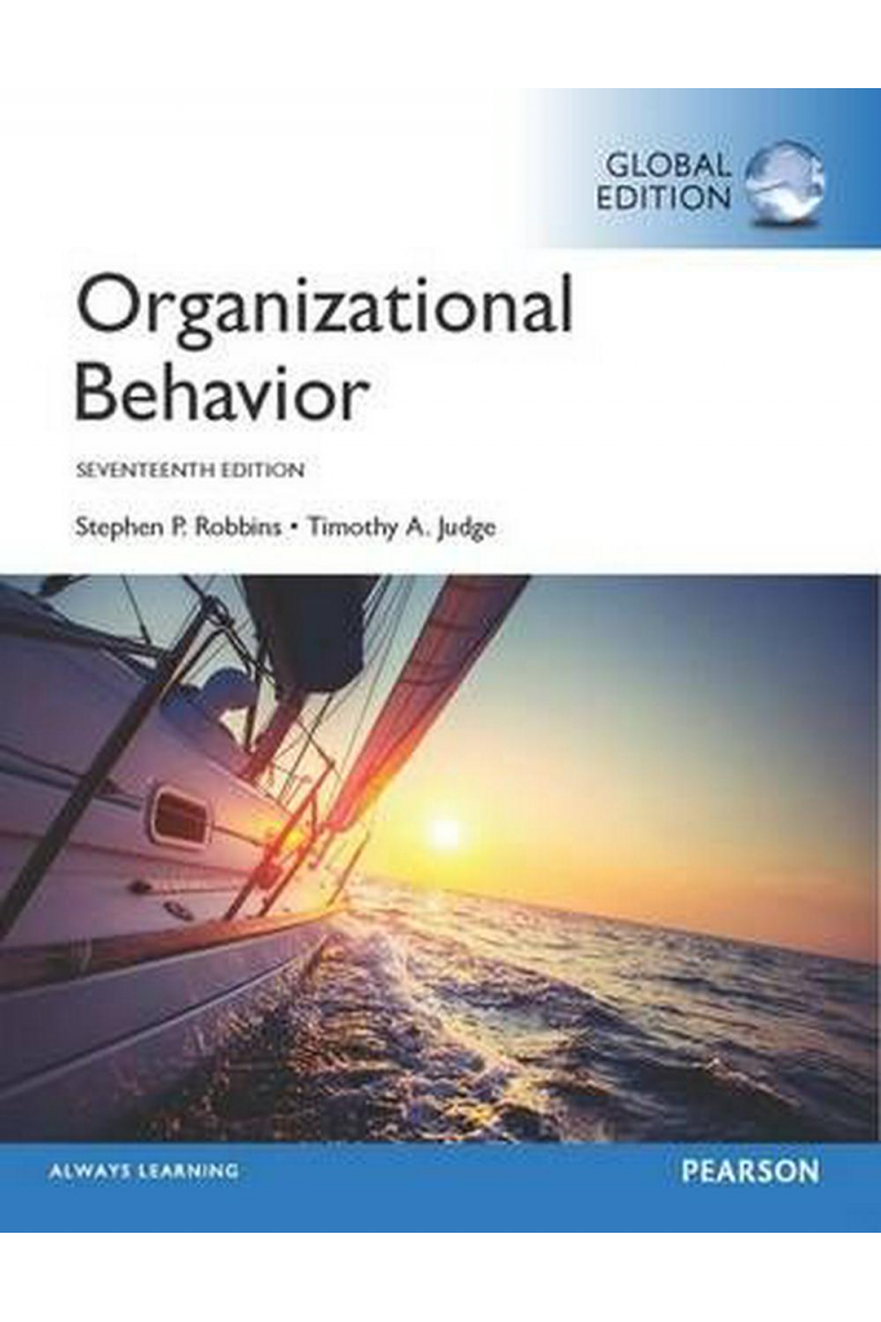 organizational behavior 17th (stephen p. robbins, timothy a. judge)