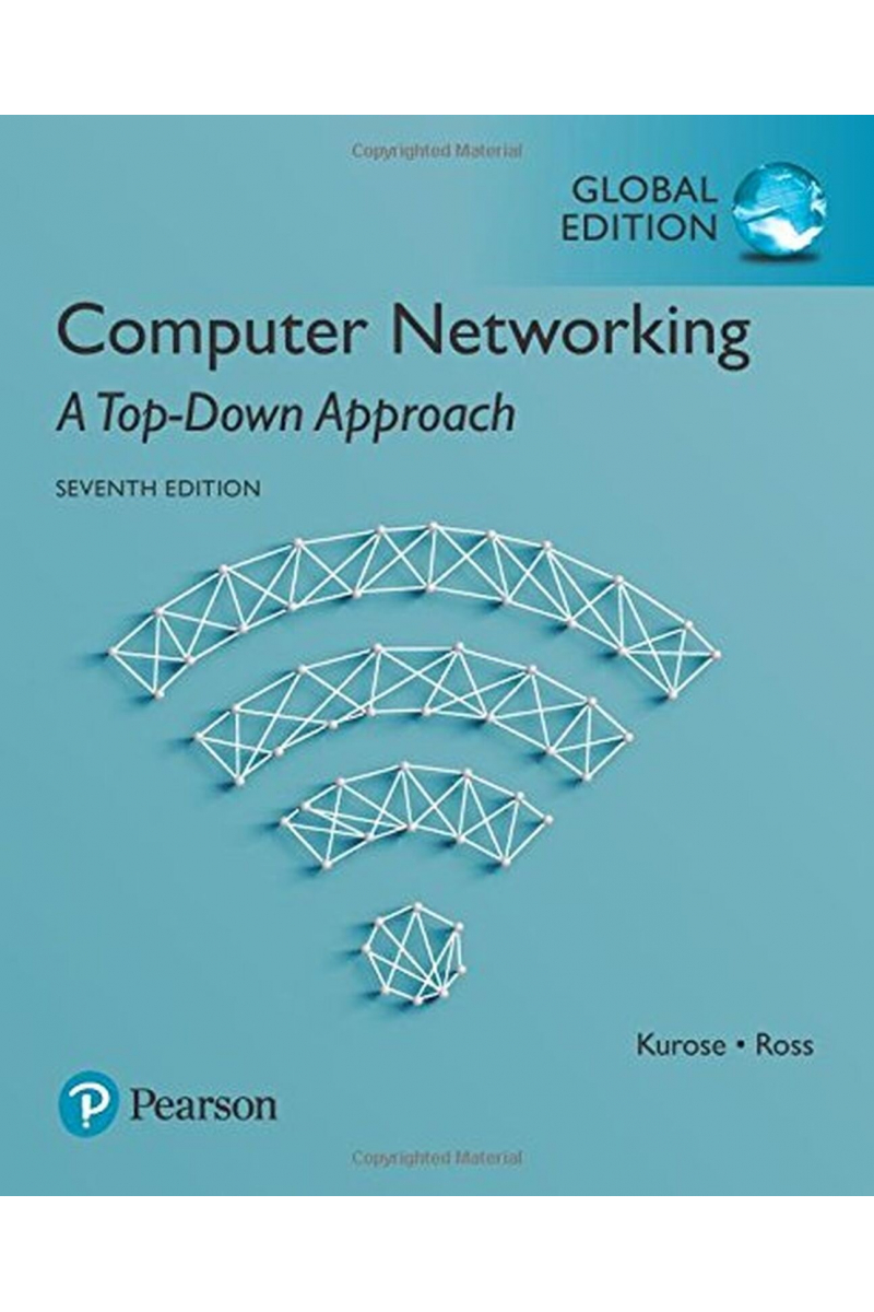 computer networking 7th (kurose, ross)