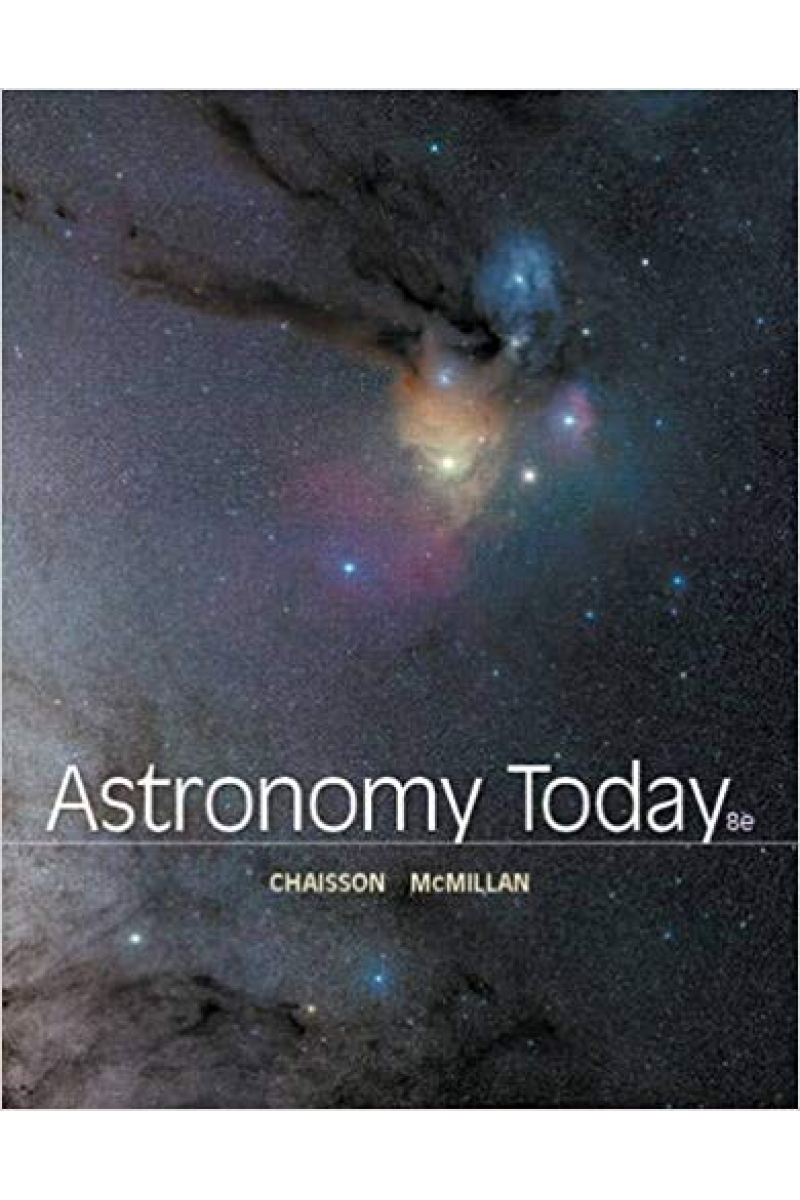astronomy today (chaisson, mcmillan)