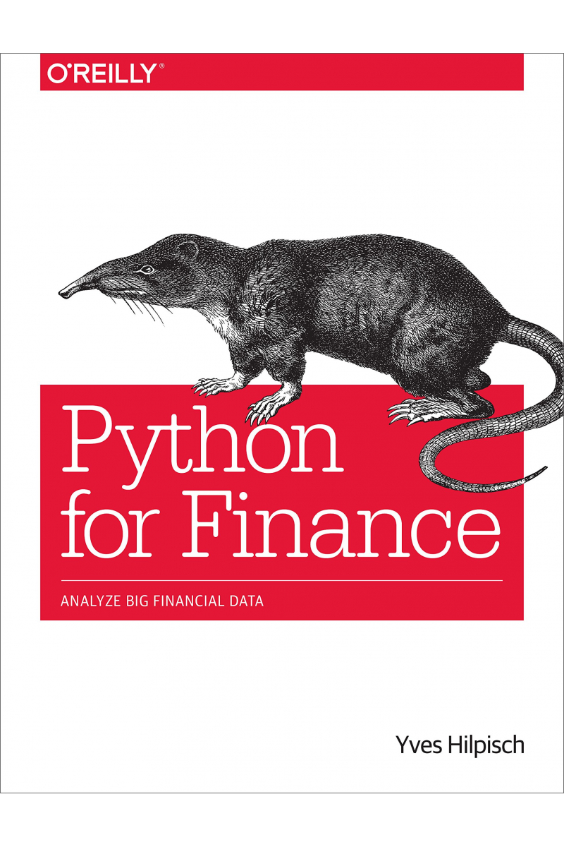 python for finance (yves hilpisch)