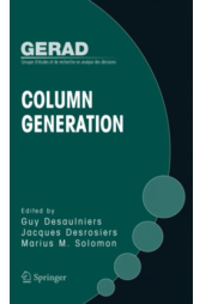 column generation (desaulniers)