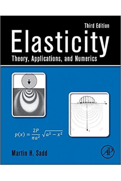 elasticity 3rd (martin sadd)