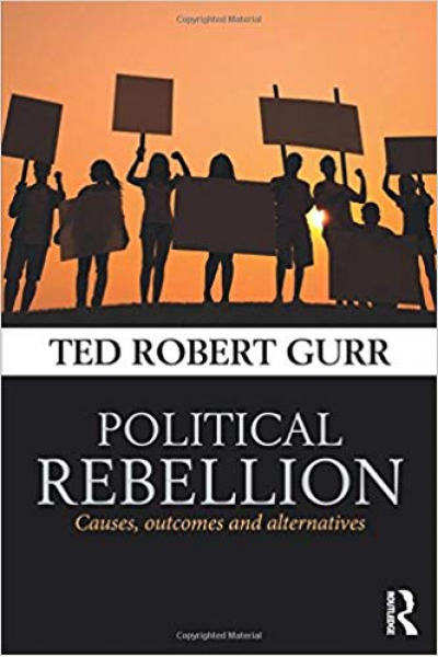 political rebellion causes outcomes and alternatives (ted robert gurr)