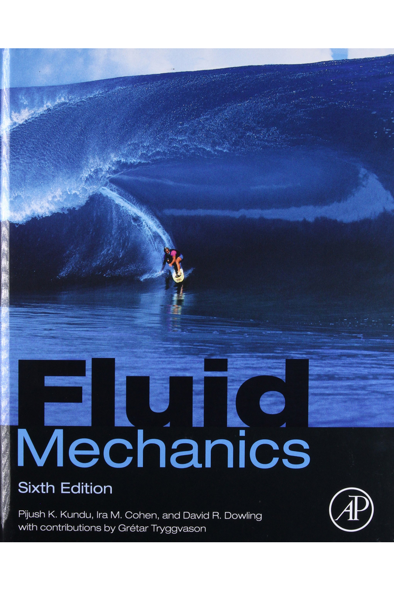 fluid mechanics 6th (kundu, cohen, dowling) 2 CİLT
