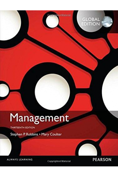 management 13th (stephen p. robbins, mary coulter)