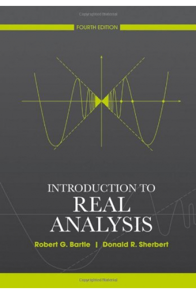 introduction to real analysis 4th (robert bartle, donald sherbert)