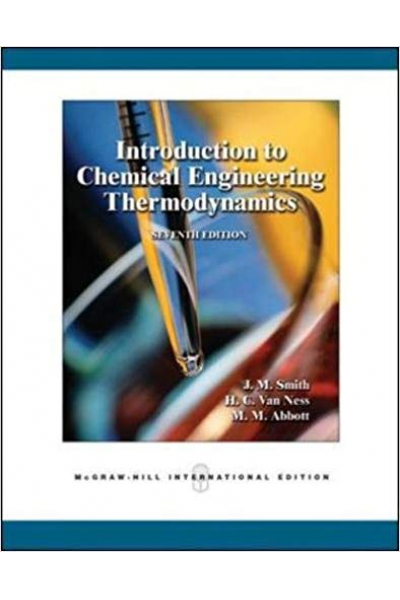 introduction to chemical engineering thermodynamics 7th (smith, van ness)