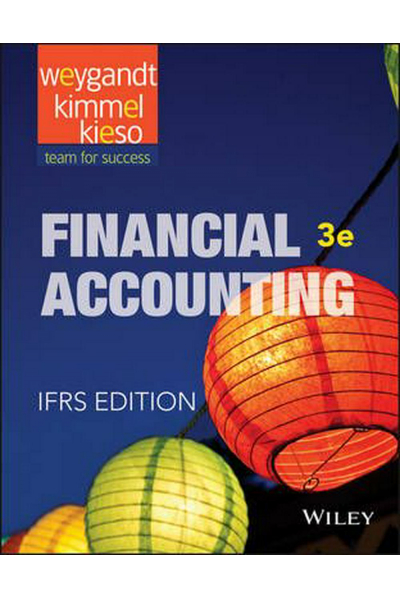 Financial Accounting: IFRS 3rd (jerry j. Weygandt) Financial Accounting: IFRS 3rd (jerry j. Weygandt)