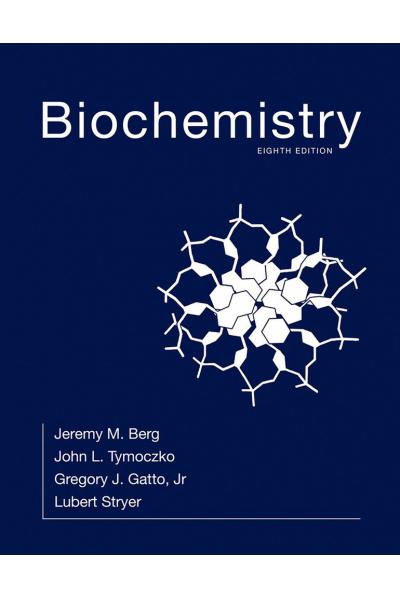 Biochemistry Eighth Edition (Berg, Tymoczko, Gatto, Stryer) 2 CİLT Biochemistry Eighth Edition (Berg, Tymoczko, Gatto, Stryer) 2 CİLT