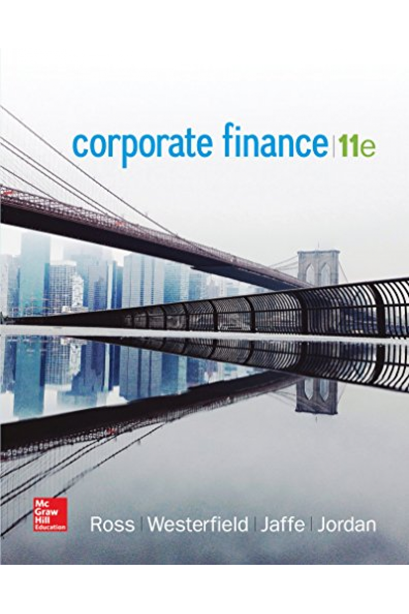 corporate finance 11th (ross, westerfield) 2 CİLT