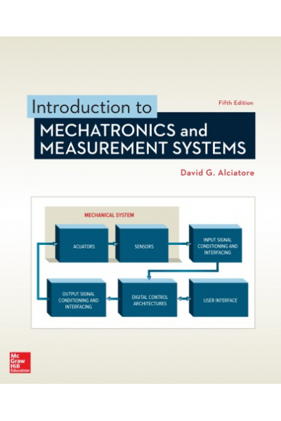 introduction to mechatronics 5th fifth (alciatore, histand)